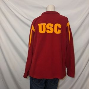 Team Nike   USC   Trojan   SC   pullover   Large